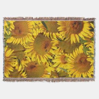 Blumen-Garten-Blumenphotographie Decke