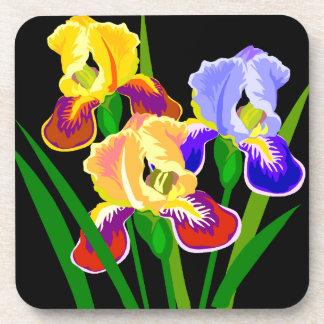 Blumen-Geschenke Untersetzer