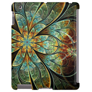 Blumen iPad Hülle
