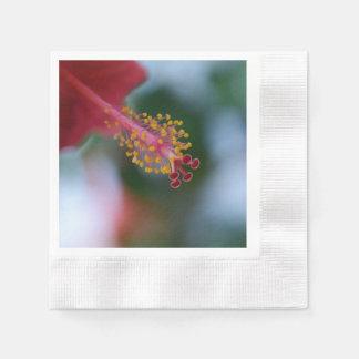 Blumen-Hibiskus Serviette