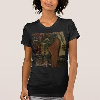 BLUMEN IN EINEM SÄURENUMMERN-VASE T-Shirt