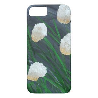 Blumen in einem Sturm iPhone 8/7 Hülle