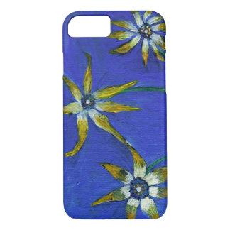Blumen kaum, die dort Apple iPhone 7, malen iPhone 8/7 Hülle
