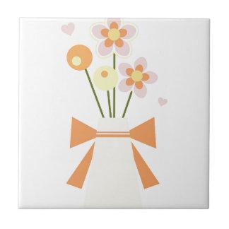 Blumen Keramikfliese