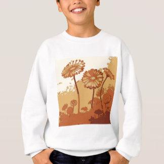 Blumen-Kind Sweatshirt