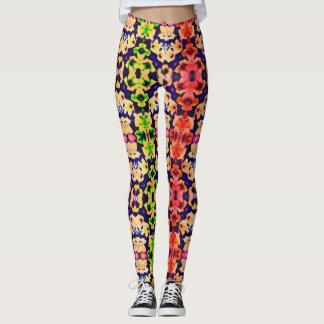 Blumen-Kumpel Leggings