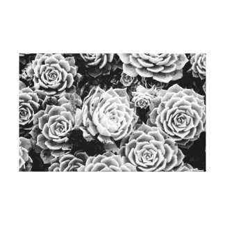 Blumen Leinwanddruck