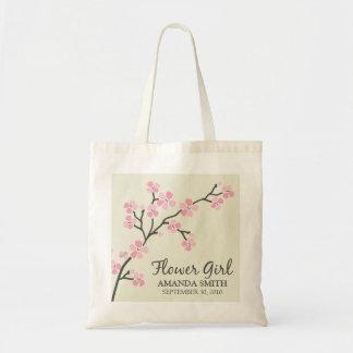 Blumen-Mädchen-Hochzeits-Party-Geschenk-Tasche Tragetasche