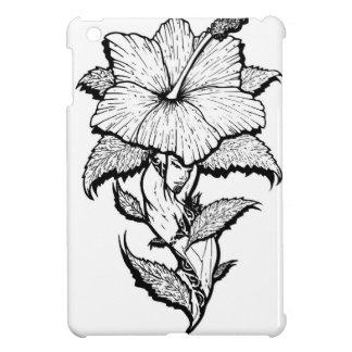 Blumen-Mädchen Hüllen Für iPad Mini