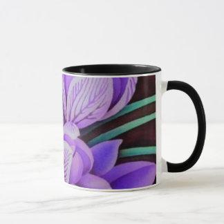 Blumen-Malerei-Tasse 22 Tasse