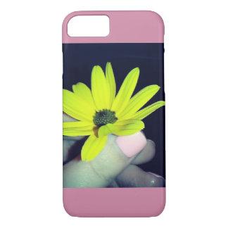 Blumen mit Liebe iPhone 8/7 Hülle