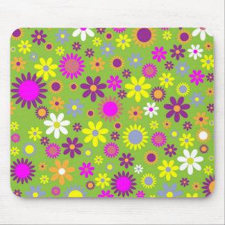 Blumen Mousepads