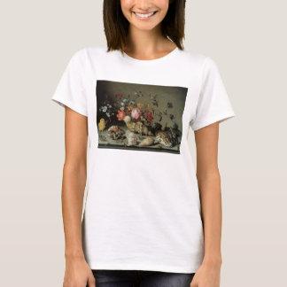 Blumen, Muscheln und Insects Balthasar van Der Ast T-Shirt