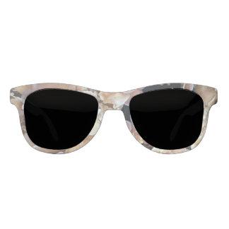 Blumen-Pilz-Sonnenbrillen Brille