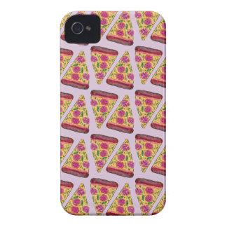 blumen Pizza iPhone 4 Hüllen