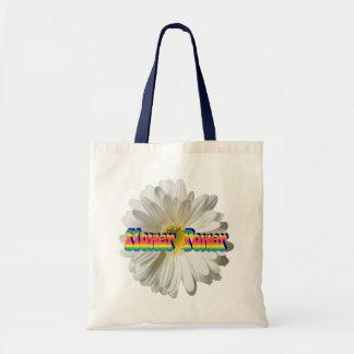 Blumen-Power 2 Tragetasche
