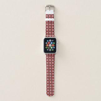 Blumen-Power Apple Watch Armband