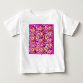 Blumen-Power Baby T-shirt