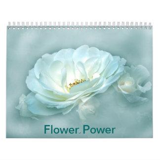 Blumen-Power-Kalender Kalender