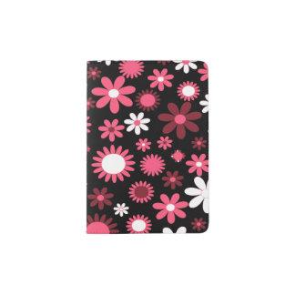 Blumen-Power-Pass-Halter Passhülle