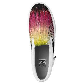 Blumen-Power Slip-On Sneaker