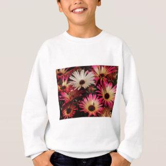 Blumen-Power Sweatshirt
