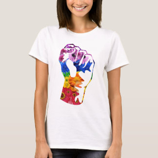Blumen-Power T-Shirt