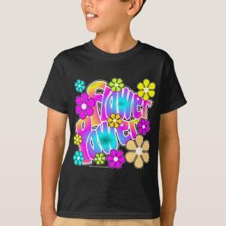 Blumen-Power T-Shirt