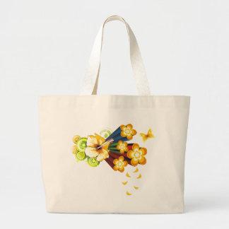 Blumen-Power Einkaufstaschen
