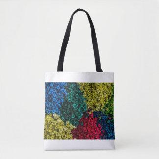 Blumen-Power-Taschen-Tasche Tasche