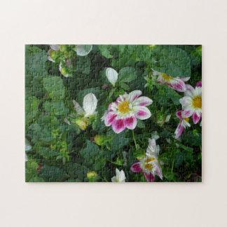 Blumen-Puzzlespiel Puzzle
