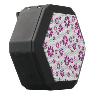 Blumen Schwarze Bluetooth Lautsprecher