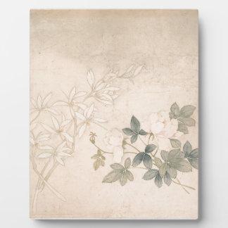 Blumen-Studie 2 - YUNBing (chinesisch) Fotoplatte