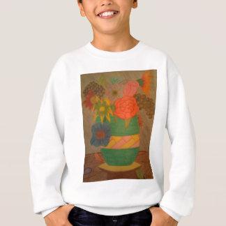 Blumen Sweatshirt