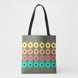 Blumen. Tasche