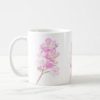 Blumen-Tasse Kaffeetasse