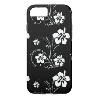 Blumen-Tätowierung iPhone 7 Hülle