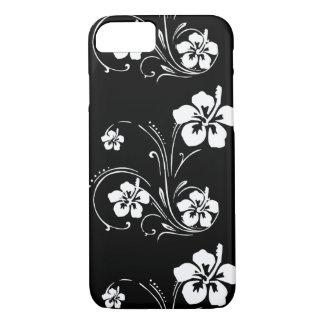 Blumen-Tätowierung iPhone 8/7 Hülle