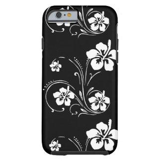 Blumen-Tätowierung Tough iPhone 6 Hülle