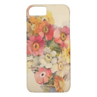 Blumen-Telefon iPhone 8/7 Hülle