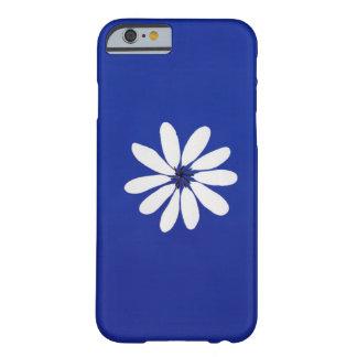 Blumen-Telefonkasten Barely There iPhone 6 Hülle