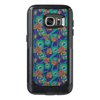 Blumen und Federn OtterBox Samsung Galaxy S7 Hülle