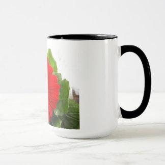 Blumen-und Pflanzen-Geschenk-Tasse - Barberton Tasse