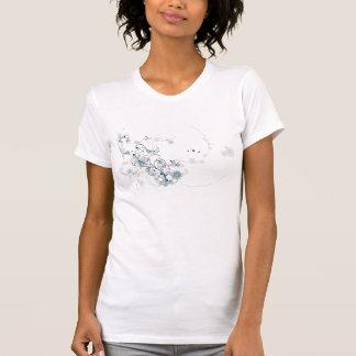 Blumen-vektorT - Shirt