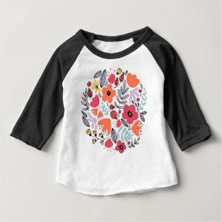 Blumenanordnung Baby T-shirt