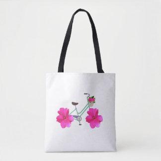 Blumenblatt-Schieber-Fahrrad-Taschen-Tasche Tasche