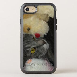 Blumenblatttelefonkasten OtterBox Symmetry iPhone 8/7 Hülle