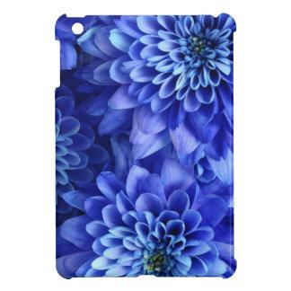 Blumenblau iPad Mini Hüllen