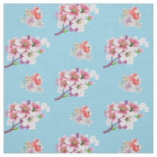 Blumenboho modisches Gewebe Stoff