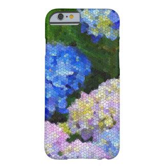 BlumenBuntglas L bunte GartenHydrangeas Barely There iPhone 6 Hülle